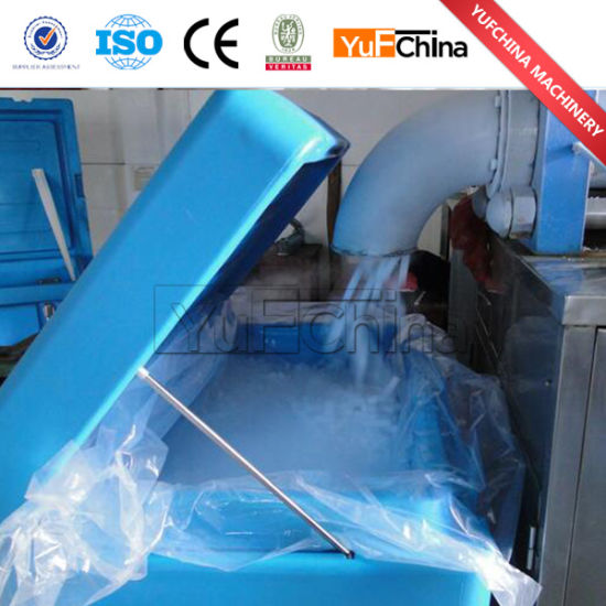 Low Price Dry Ice Making Machine pictures & photos