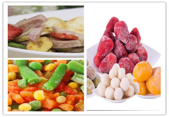 New Equipment for Fruit and Vegetable Freeze Drying Machine pictures & photos
