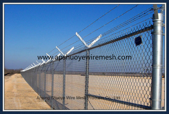 Welded Wire Mesh Fence Panel Chain Link Fence pictures & photos