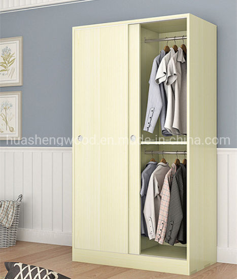 Bedroom Furniture Modern Wooden Wardrobe with Low Price