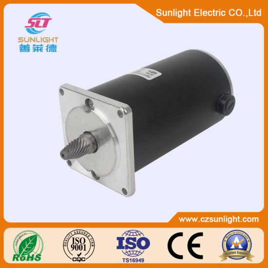 Slt Electric Motor DC Motor Brush Motor for Household Appliances pictures & photos