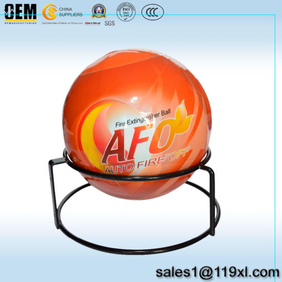 1.3kg Dry Powder Elide Fire Ball Extinguisher for Fire Fighting pictures & photos