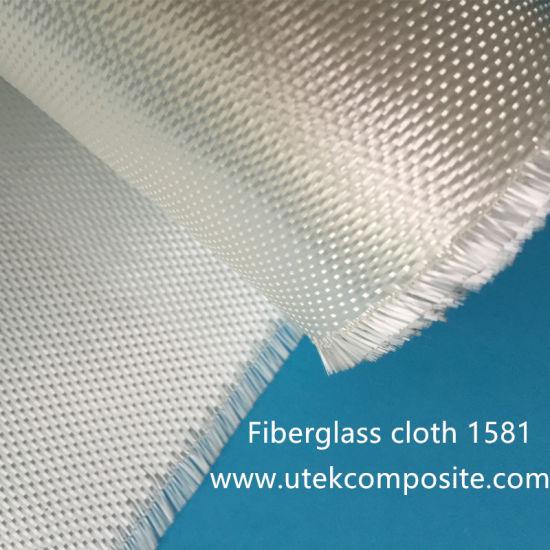 8 8 Ounce 1581 Fiberglass Cloth with High Strength