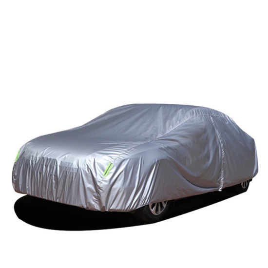 170t Polyester Plastic Discount Car Cover