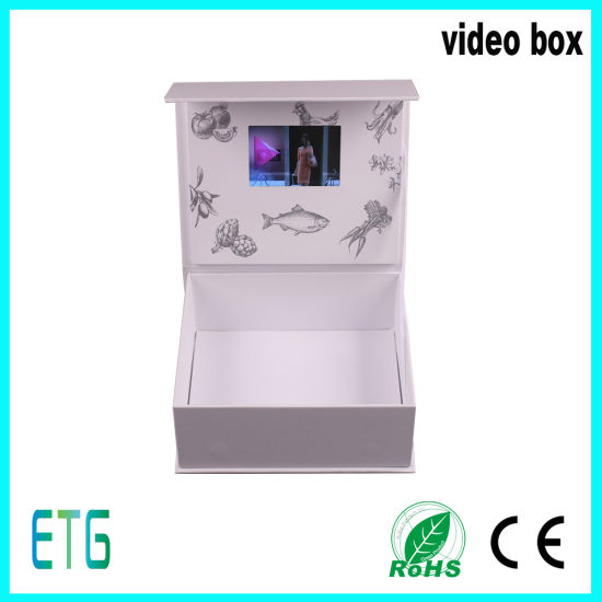 Hot Sale HD Screen Video Box pictures & photos