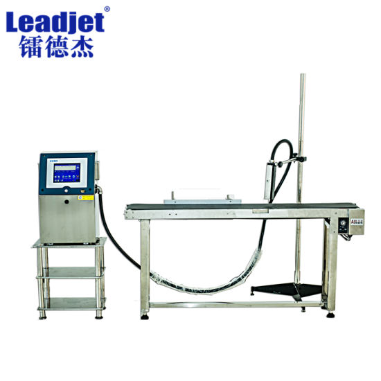 Leadjet V280 Cij Ink-Jet Printer Business Card Coding Printing Machine pictures & photos