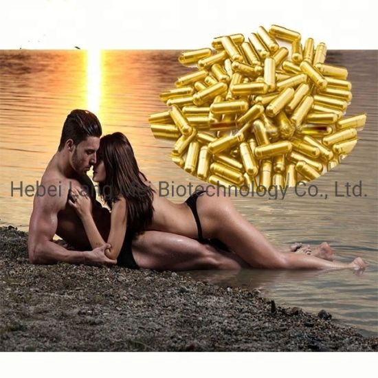 Customized Health Care Glossy Ganoderma Lingzhi Male Capsule pictures & photos