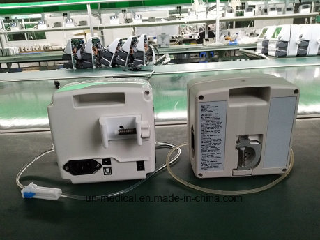 Ce Certified Portable Infusion Pump for Hospital Use pictures & photos
