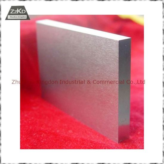 Tungsten Copper Sheet-Tungsten Copper Alloy pictures & photos
