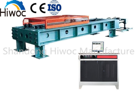 Microcomputer Control Electro-Hydraulic Servo Horizontal Tensile Force Testing Machine/1000kn/2000kn Computer Type Servo Hydraulic Horizontal Universal Testing pictures & photos