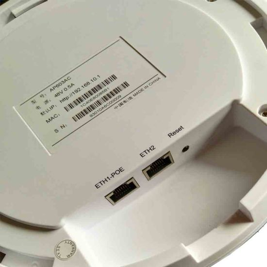 2.4/5.8GHz Dual-Band WiFi Wireless Access Point (TS402F) pictures & photos