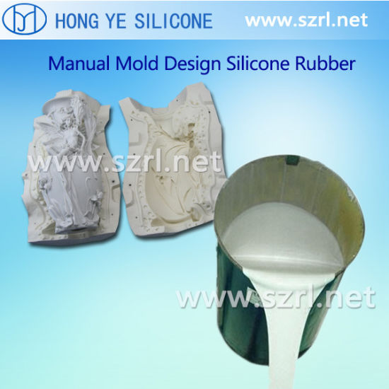 Liquid RTV Silicone for French Furnitur/ Reliefs/ Plaster Casts pictures & photos