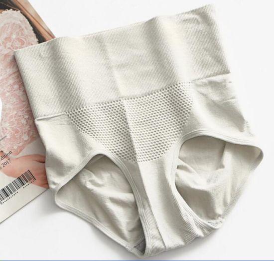 cc89b2b30 Women High-Waist Panty Body Shapewear Slim Underwear Cincher Thong Corset