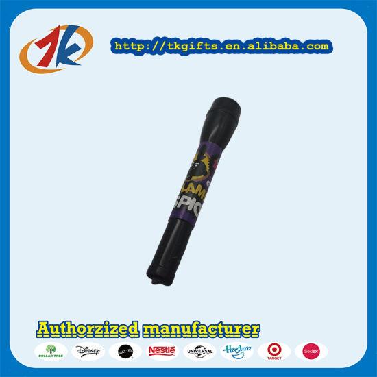 China Supplier Plastic Torch Flashlight Toys