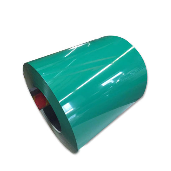 Ral Color Roofing Material Hot Dipped Galvanized Prepainted Color Coated PPGI Steel Coil for Building Material