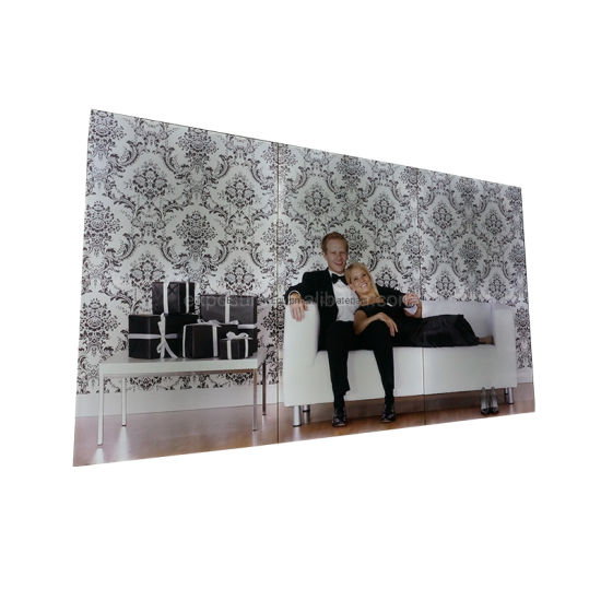 China Led Light Up Picture Canvas Wall Frame Lights China