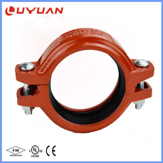 China UL Listed Pipe Flexible Clamp - China Clamp with Fnpt