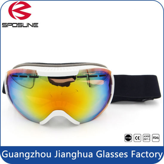2903d052db06 Adult Polarized Snowboard Ski Goggles Anti Fog Ski Goggles with Ce En  Standard pictures   photos