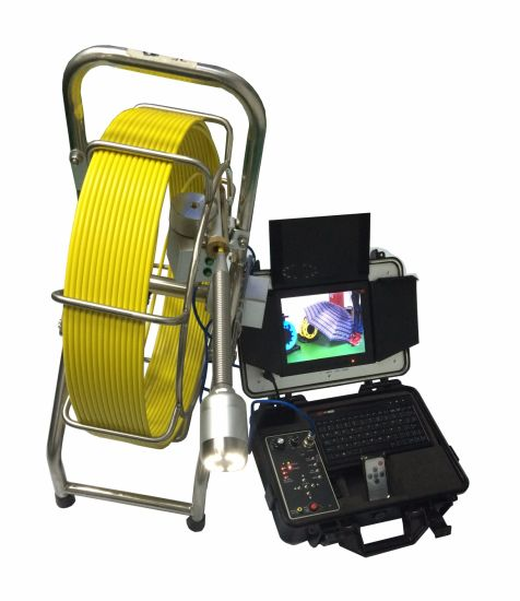New! Auto Levelling Video Inspection System with Bullet Camera