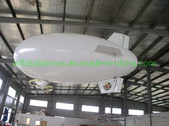 Inflatable Advertising RC Helium Blimp Balloon pictures & photos
