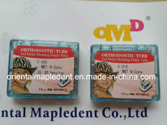 Orthodontic Bonding Single Roth Buccal Tube pictures & photos