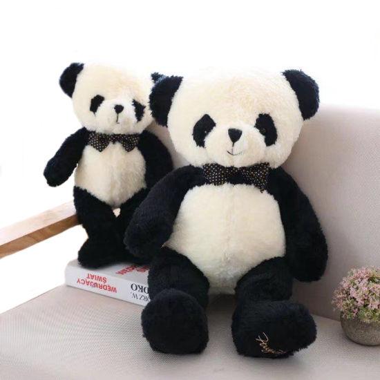 Manufactory Wholesale Stuffed Plush Animal Panda Doll Toy
