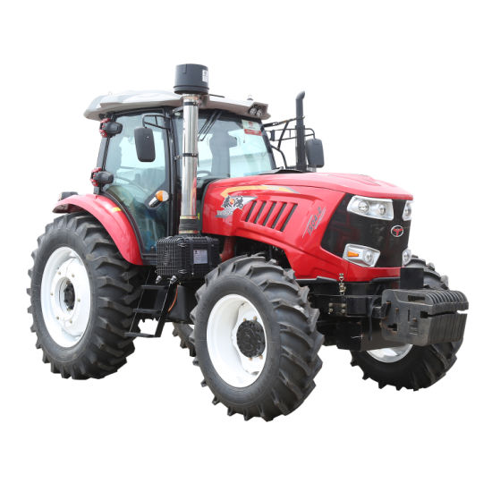 New Fashion Tractor Big Power Agricultural Machinery 185HP Farm Tractor for Trailer, Power Tiller