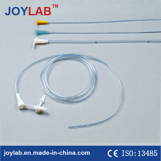 Hospital Hot Sale Disposable Feeding Tube, PVC Material