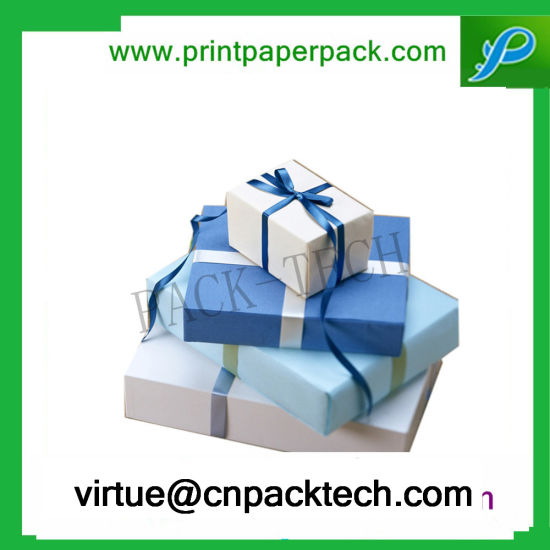 China Customized Square Present Packaging Gift Wrap Paper