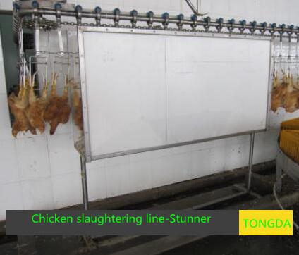 Chicken Slauhgering Machine