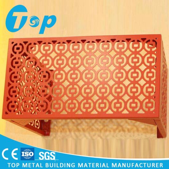 China Decorative Aluminum Solid Panel