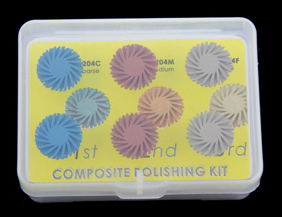 Cp6001 Perfit Surface Polishing Material Composite Polishing Kit pictures & photos