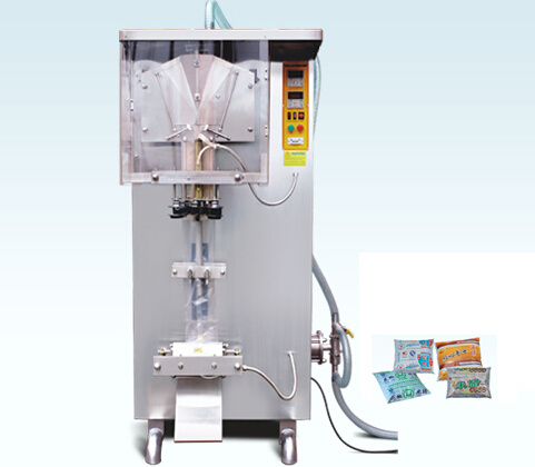Automatic Packing Machine for Liquid Sachet Made in China