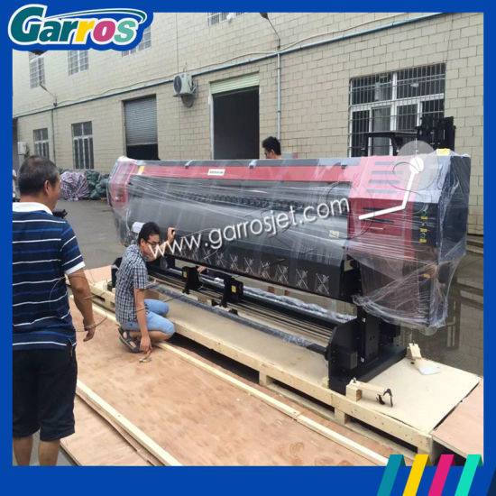 10FT Dx5+ Heads 1440dpi Large Format Digital Tarpaulin Direct Printer pictures & photos