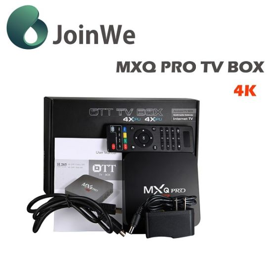China Amlogic S905 Android 51 Tv Box Mxq Pro 4k China Mxq Pro 4k