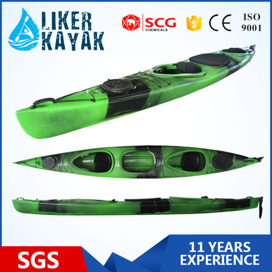 Easty 5.5 Ocean Double Seat Plastic Kayak pictures & photos
