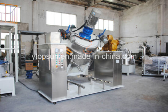 Powder Coating Equipment/Container Mixer pictures & photos