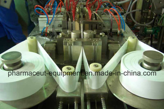 New Model Good Price Suppository Forming Filling Sealing Machine for Zs-3 pictures & photos