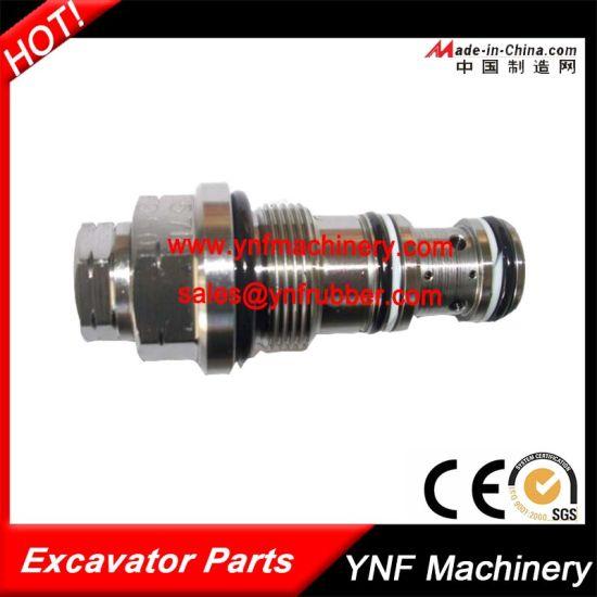 China Excavator Main valve for PC200-6 Unloading Valve - China Main