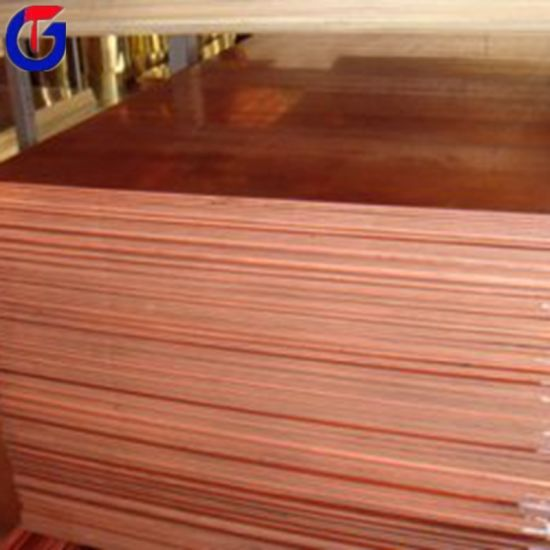 Copper Sheet, Copper Plate T1, T2 pictures & photos