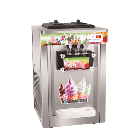 Ice Cream Making Machine/Mini Soft Ice Cream Machine