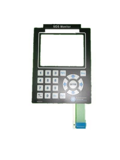 Printing Connector Press Keyboard Panel Keypad Membrane Switch