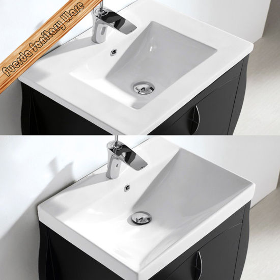 Hot Sale Bathroom Furniture Sanitary Ware Bathroom Vanity pictures & photos