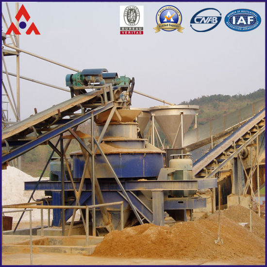 VSI Crusher- Sand Making Machine-Aggregates Crushing pictures & photos