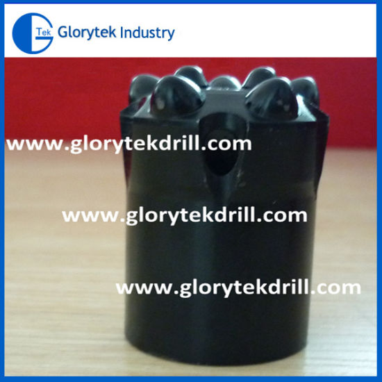 34mm 8buttons 7degree Tapered Rock Button Drill Bit pictures & photos