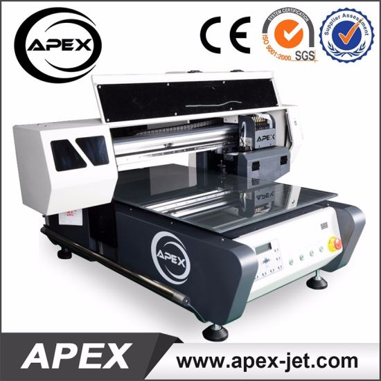 Apex UV Printer/ Flatbed Printer pictures & photos