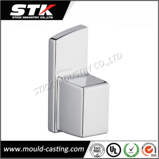 Zinc Die Cast Faucet Handle with Nickel Plating (STK-ZDB0013) pictures & photos