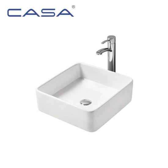Handmade Small Vessel Sink