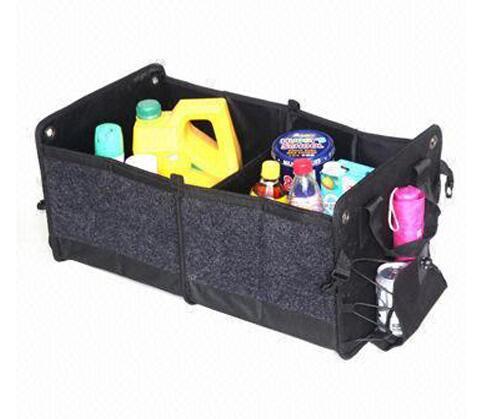 Foldable Storage Solid Trunk Organizer
