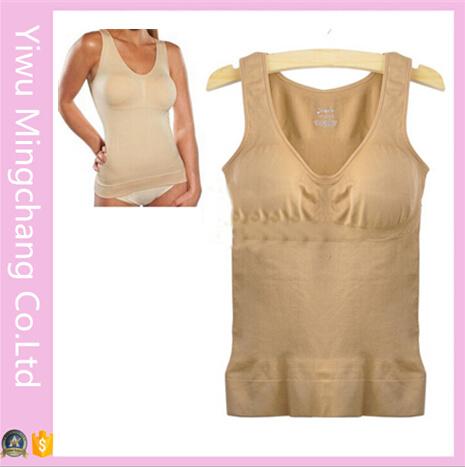 Hot Cami Shapers Waist Trimmer Shirt Women Slimming Vest
